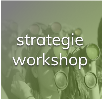 dienst strategieworkshop
